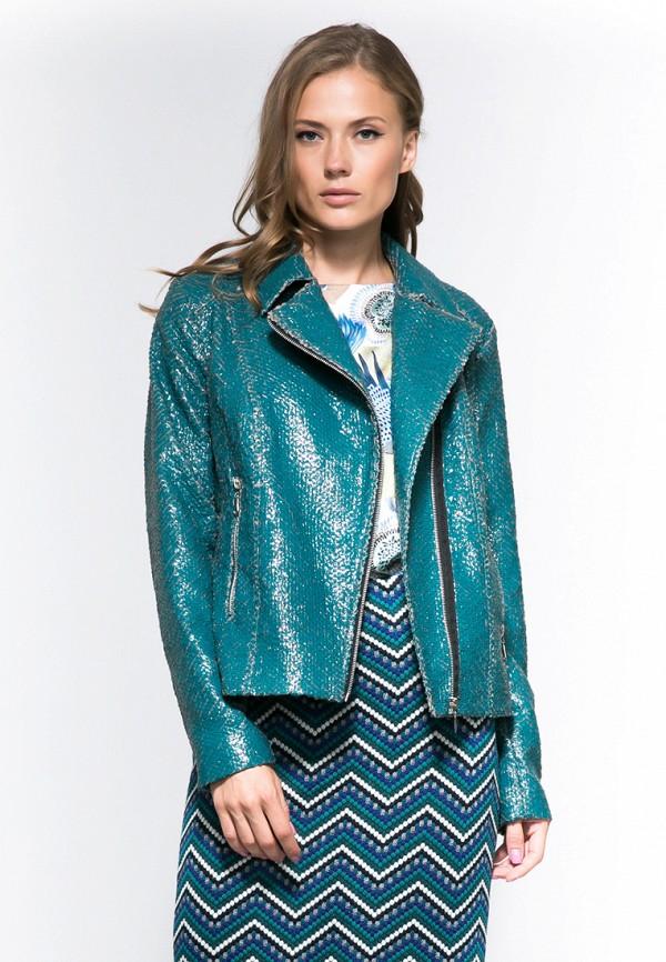 Куртка кожаная Yulia'Sway Yulia'Sway MP002XW1AIG1 кожаная куртка жакет