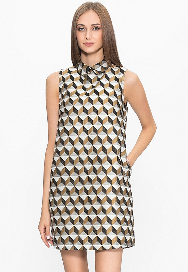 Купить Платье Cavo, MP002XW1AIGU, разноцветный, Осень-зима 2017/2018