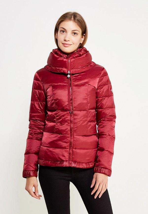 Купить Пуховик Colin's, MP002XW1AIQZ, бордовый, Осень-зима 2017/2018