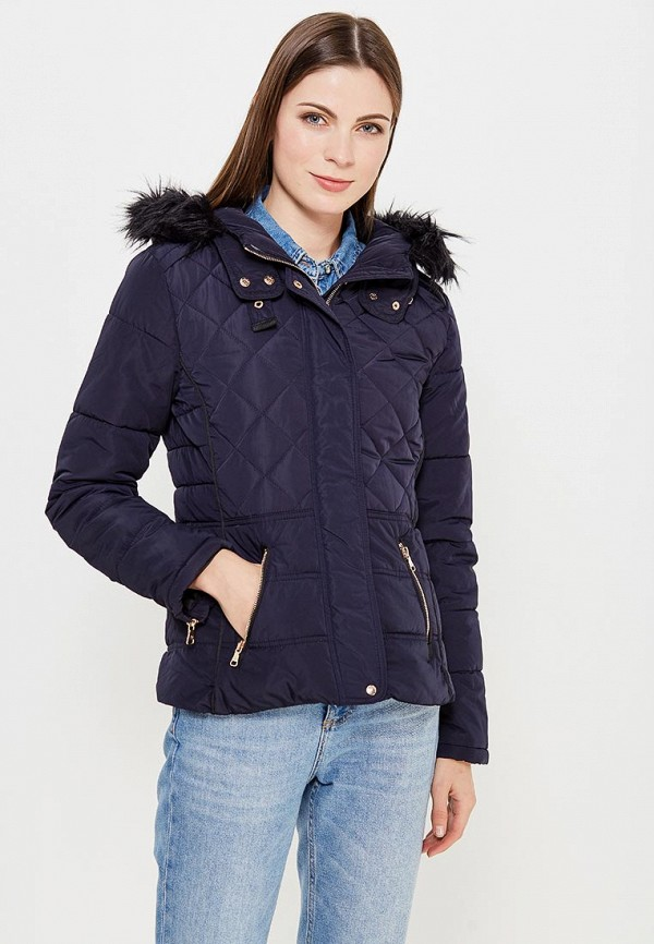 Купить Куртка утепленная Colin's, MP002XW1AIR2, синий, Осень-зима 2017/2018