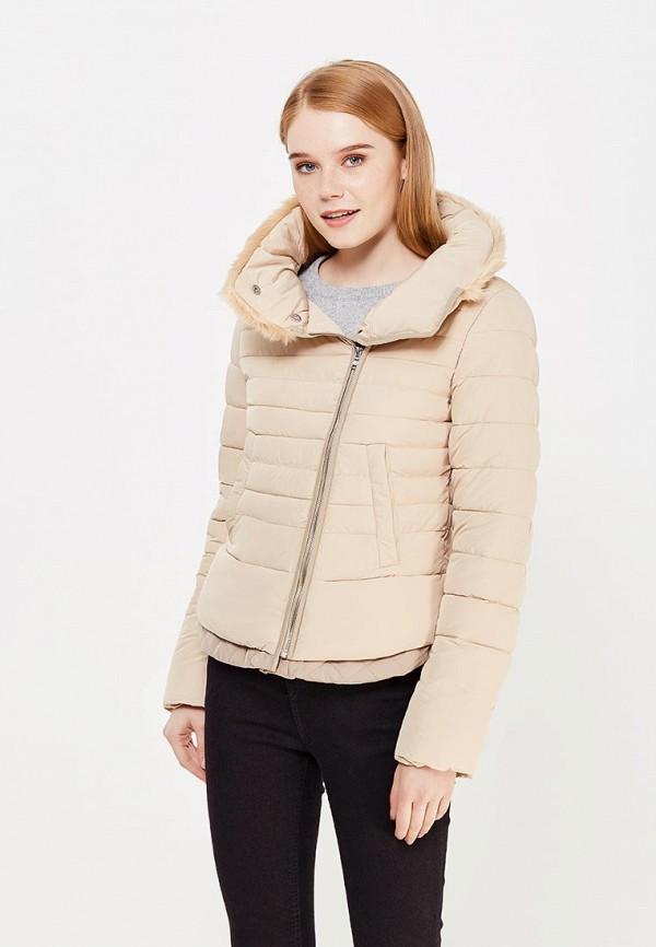 Купить Куртка утепленная Colin's, MP002XW1AIRJ, бежевый, Осень-зима 2017/2018