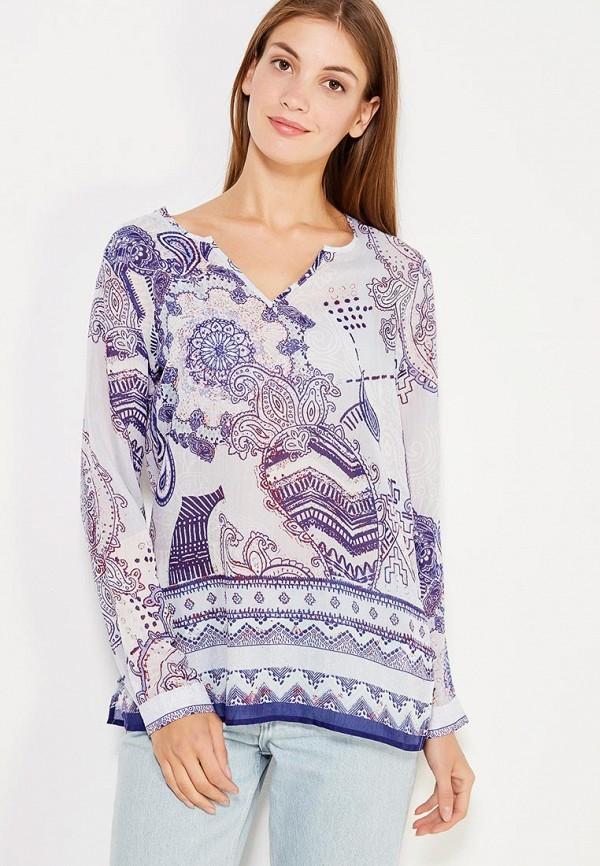 Блуза Colin's, MP002XW1AIS0, голубой, Осень-зима 2017/2018  - купить со скидкой