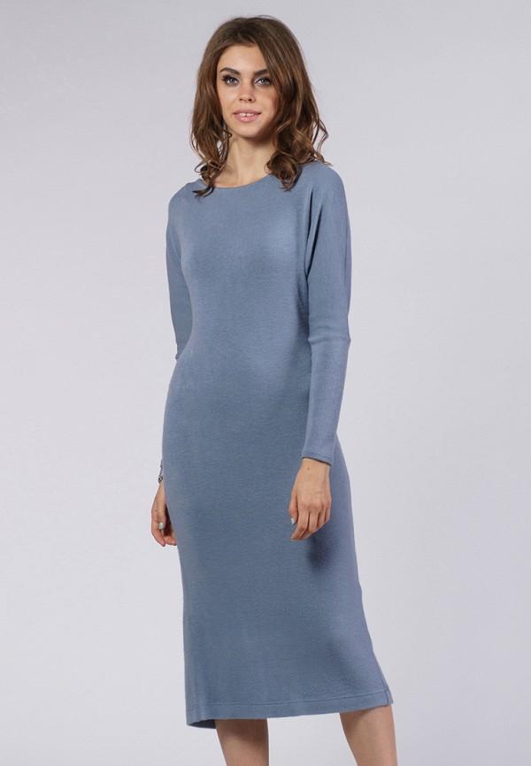 Купить Платье Evercode, mp002xw1aiut, голубой, Весна-лето 2019