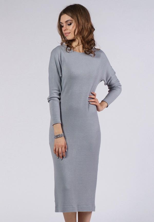 Купить Платье Evercode, mp002xw1aiuw, серый, Весна-лето 2019