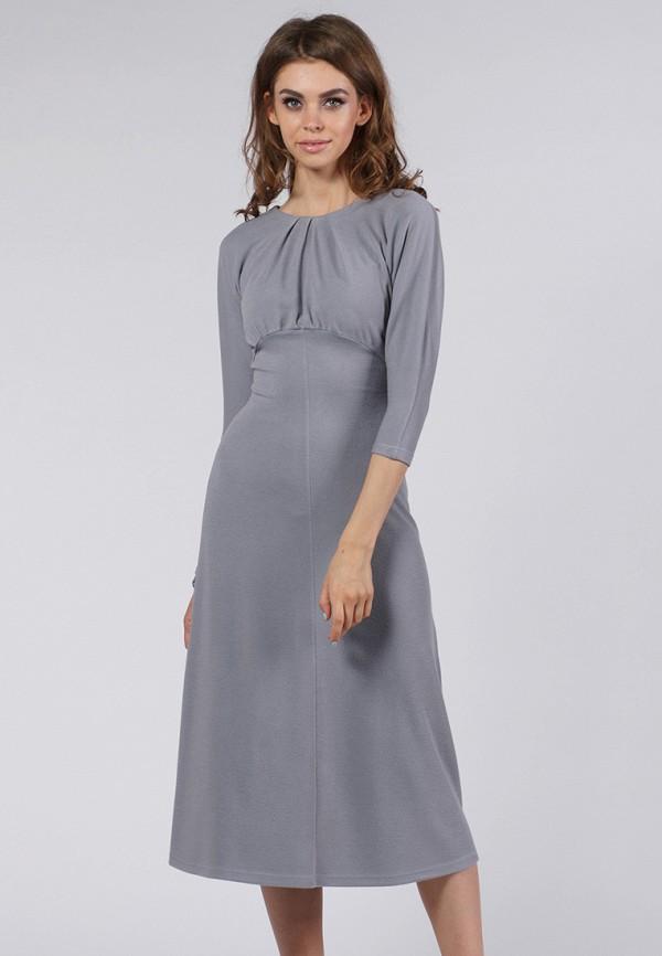 Купить Платье Evercode, mp002xw1aiux, серый, Весна-лето 2019