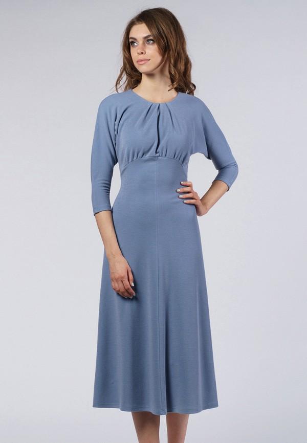 Купить Платье Evercode, mp002xw1aiuy, голубой, Весна-лето 2019