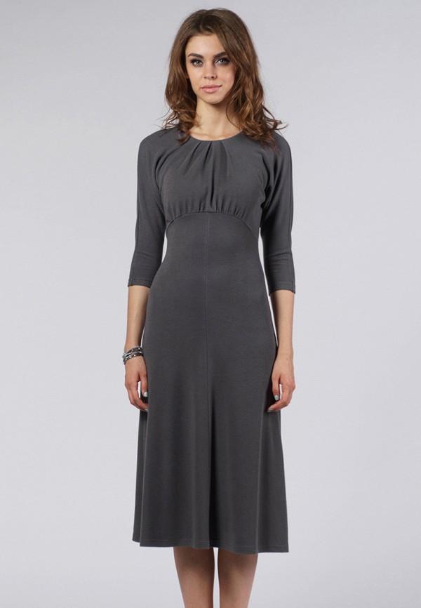Купить Платье Evercode, mp002xw1aiuz, серый, Весна-лето 2019