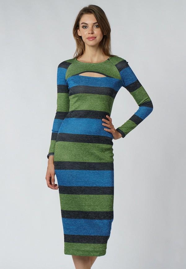Платье Evercode, mp002xw1aiv2, разноцветный, Весна-лето 2019  - купить со скидкой