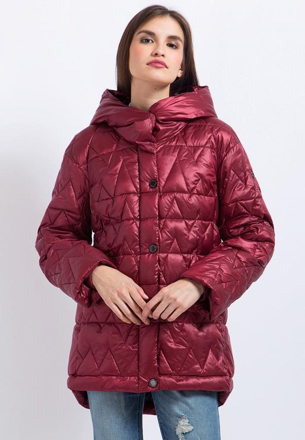 Купить Куртка утепленная Finn Flare, MP002XW1AIYY, бордовый, Осень-зима 2017/2018