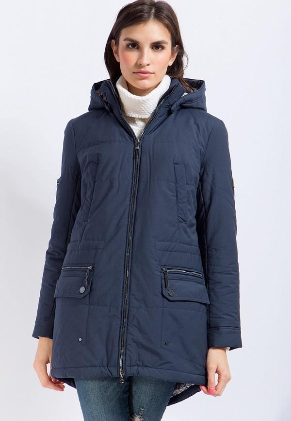 Купить Куртка утепленная Finn Flare, MP002XW1AJ0O, синий, Осень-зима 2017/2018