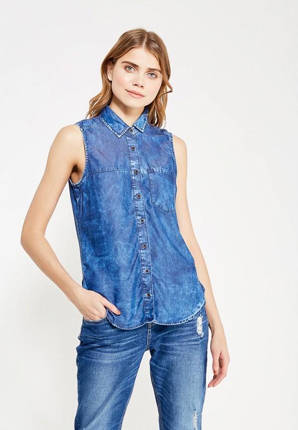 Купить Блуза Colin's, mp002xw1aj2n, синий, Весна-лето 2019