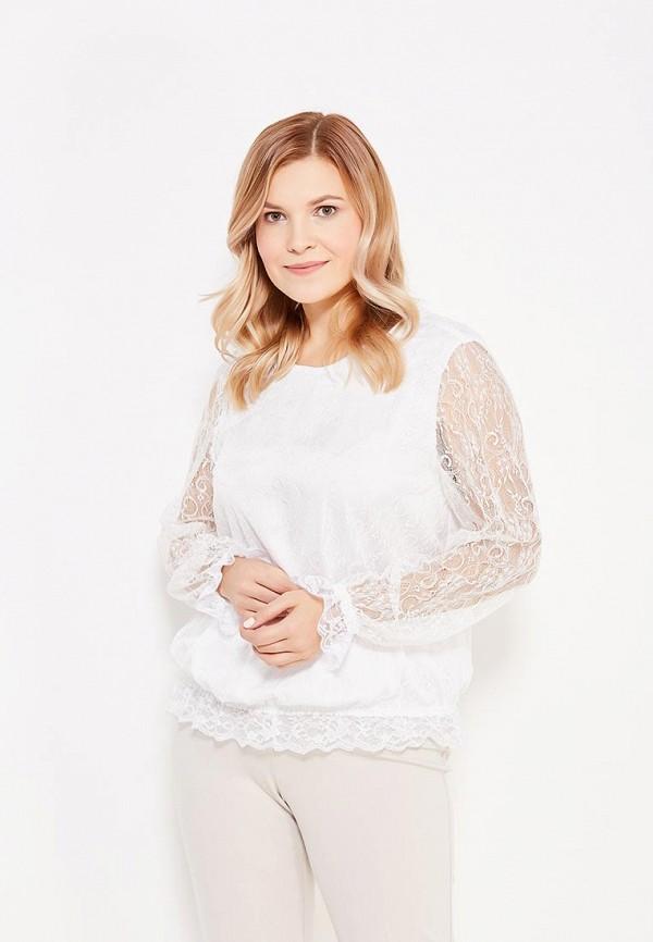 Купить Блуза Лярго, mp002xw1ajbp, белый, Осень-зима 2017/2018