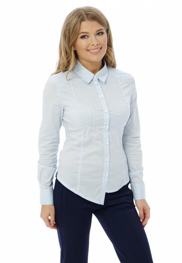 Купить Рубашка Gloss, Andrea, MP002XW1AK27, голубой, Осень-зима 2017/2018