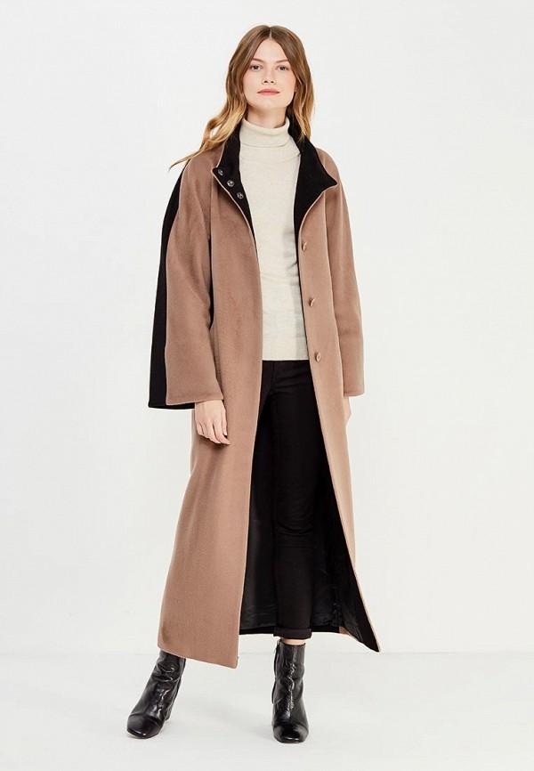 Купить Пальто Azell'Ricca, mp002xw1ak4p, бежевый, Осень-зима 2017/2018
