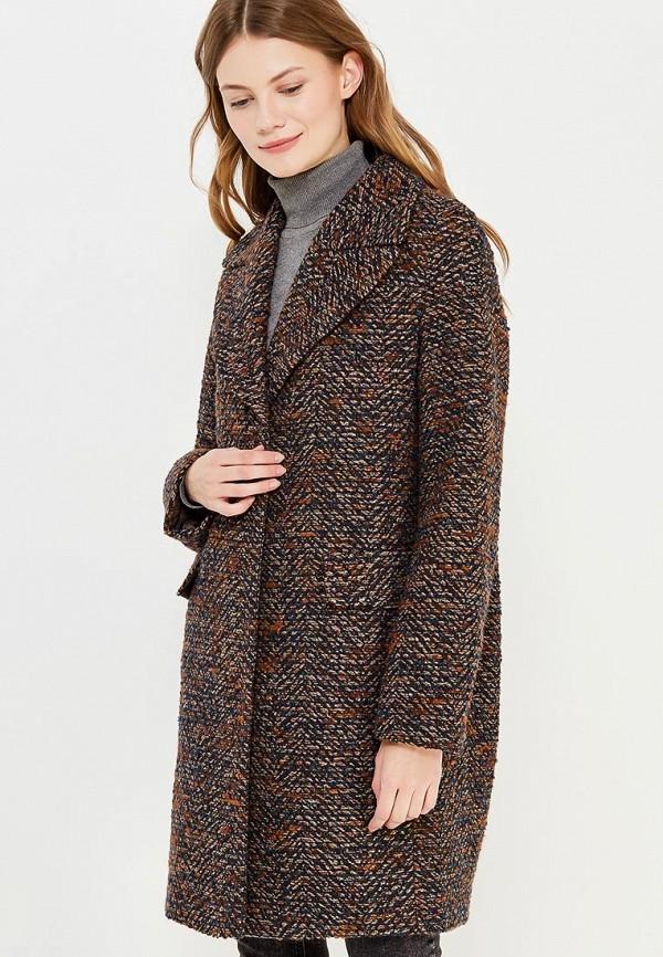 Купить Пальто Azell'Ricca, mp002xw1ak4x, коричневый, Осень-зима 2018/2019
