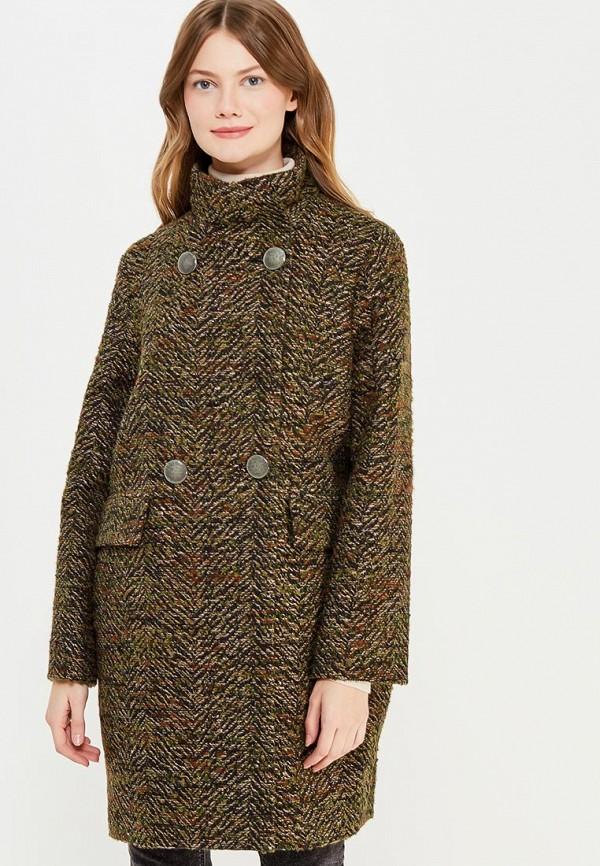 Купить Пальто Azell'Ricca, mp002xw1ak4z, зеленый, Осень-зима 2017/2018