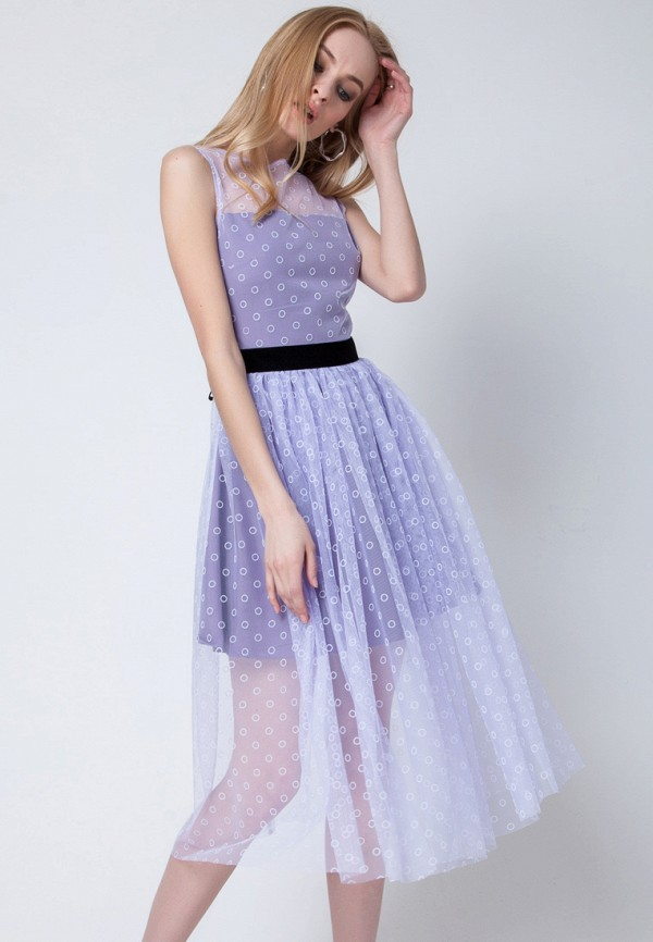цена Платье Olga Skazkina Olga Skazkina MP002XW1AK9K онлайн в 2017 году
