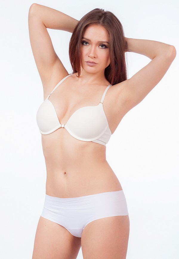 женские трусы-шорты lauma lingerie, белые