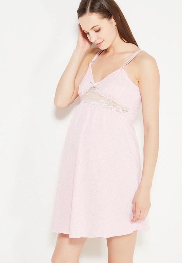 Сорочка ночная Hunny mammy Hunny mammy MP002XW1AKDR комплект для беременных и кормящих hunny mammy халат сорочка ночная цвет розовый серый 1 нмк 07720 размер 46