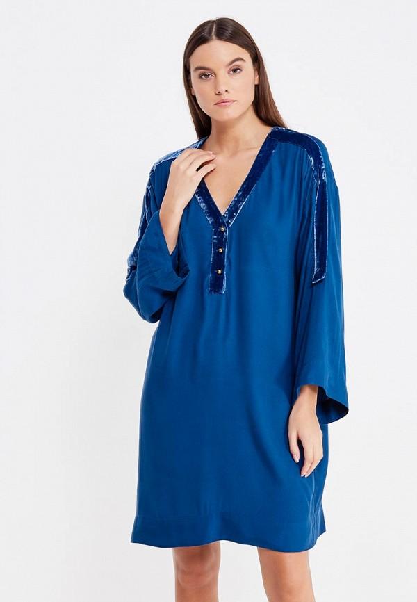 Купить Платье Sack's, MP002XW1AKUV, синий, Осень-зима 2017/2018