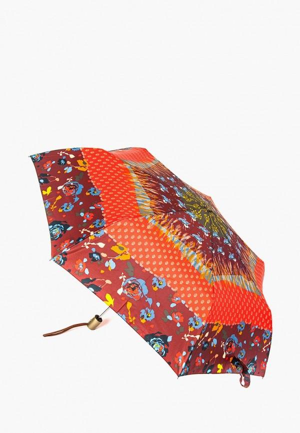 мужской зонт pierre cardin, красный