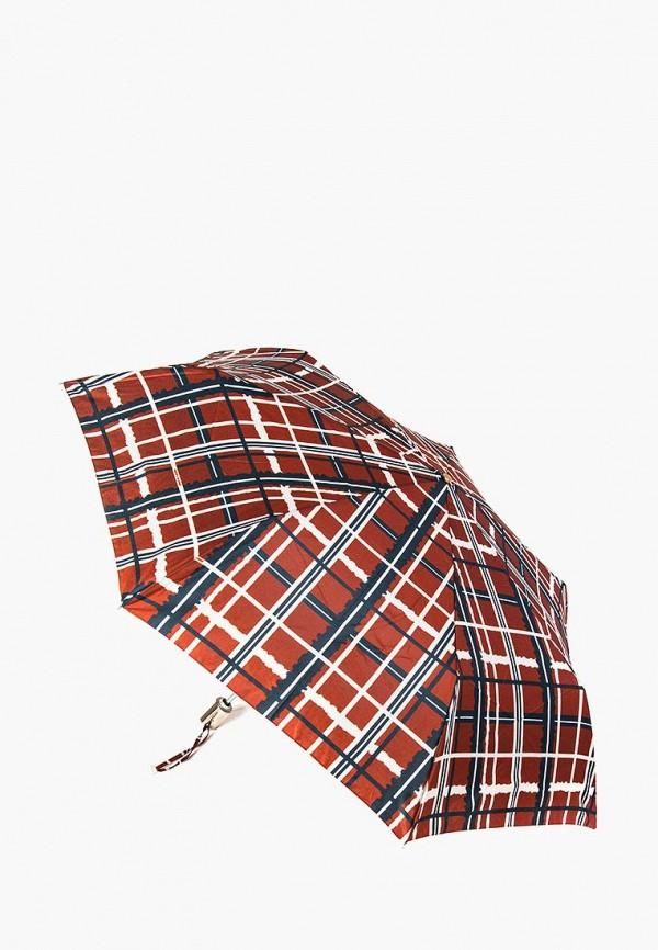 мужской зонт pierre cardin, оранжевый