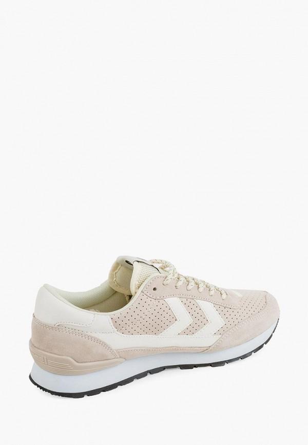 Фото 21 - женские кроссовки Hummel бежевого цвета