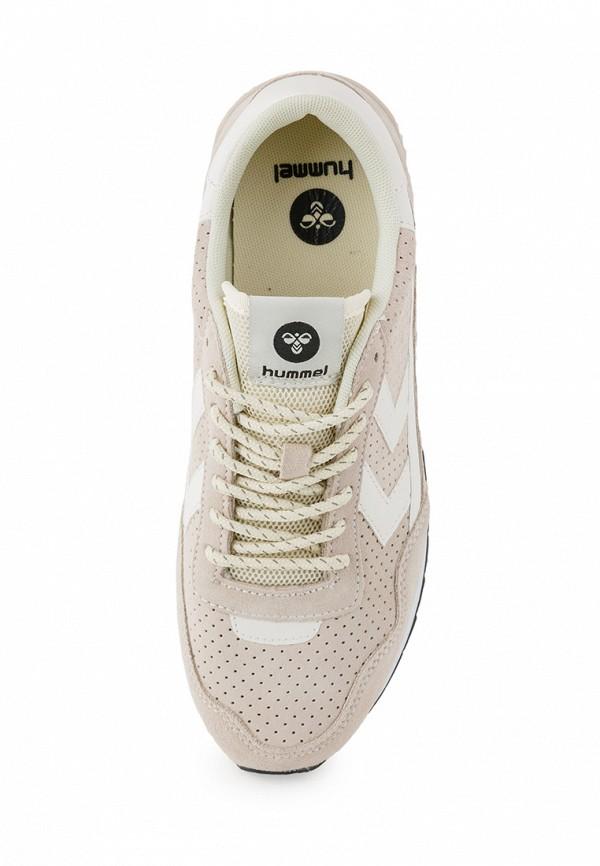 Фото 17 - женские кроссовки Hummel бежевого цвета