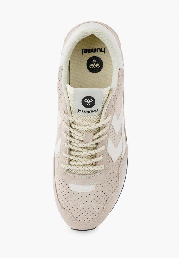 Фото 22 - женские кроссовки Hummel бежевого цвета