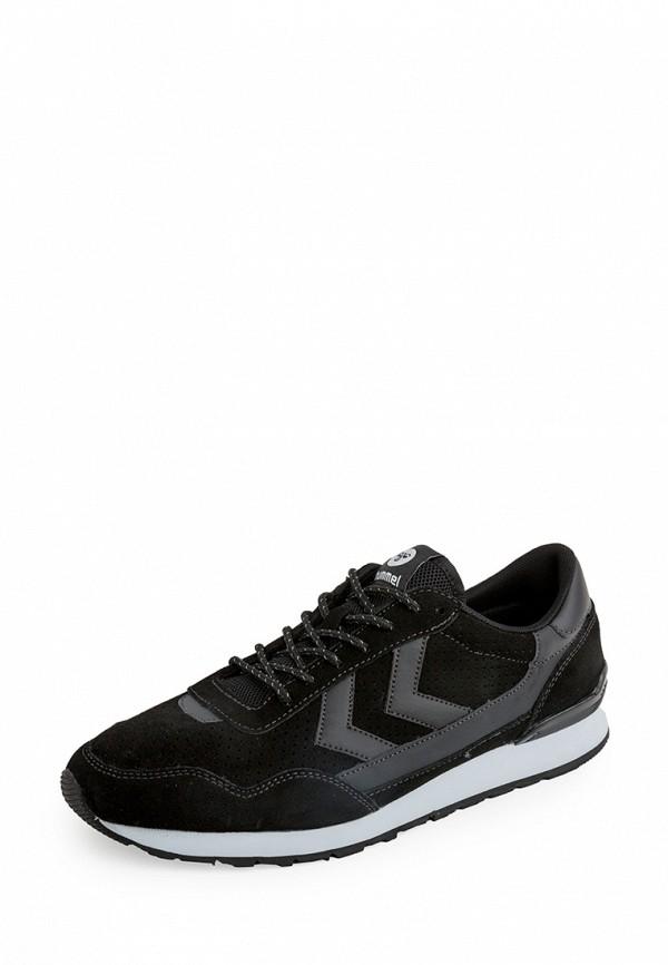 Фото 14 - женские кроссовки Hummel черного цвета