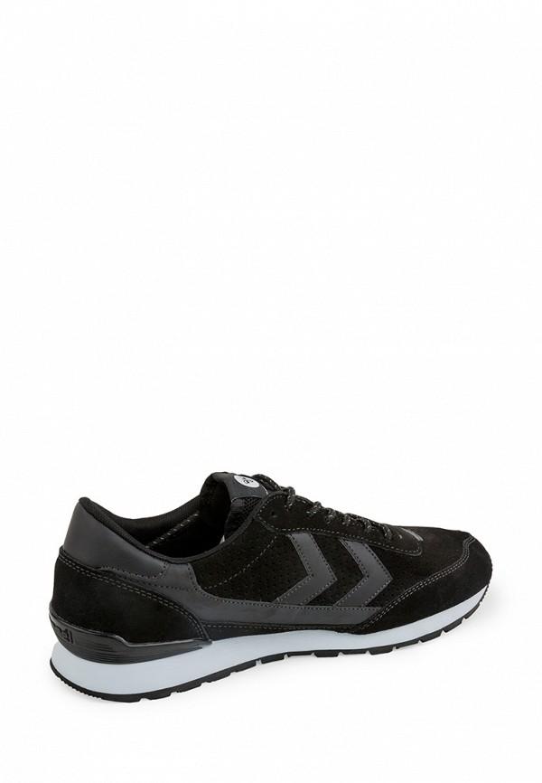 Фото 16 - женские кроссовки Hummel черного цвета