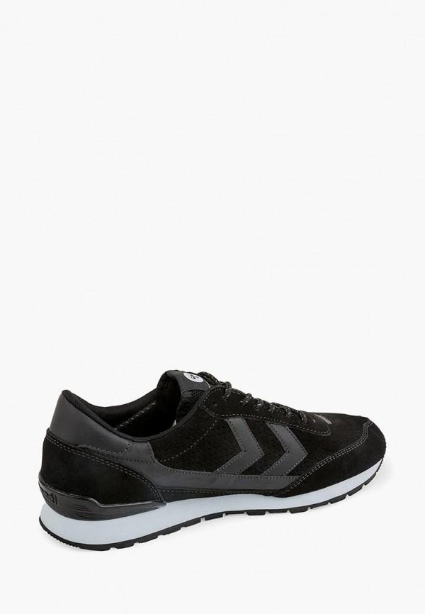 Фото 21 - женские кроссовки Hummel черного цвета