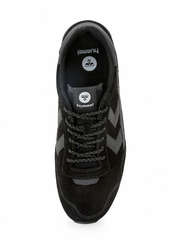 Фото 17 - женские кроссовки Hummel черного цвета