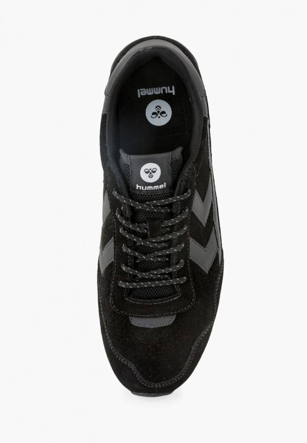 Фото 22 - женские кроссовки Hummel черного цвета