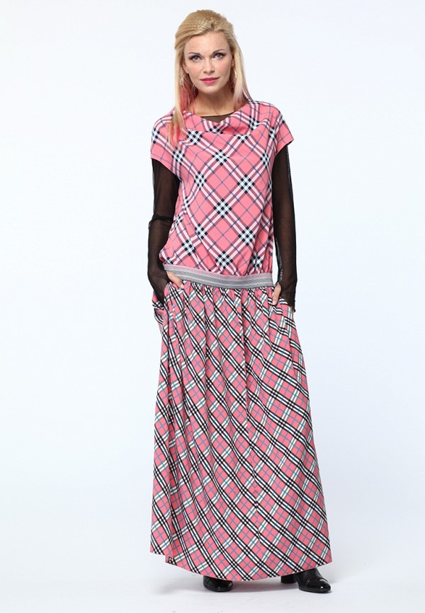Купить Платье Kata Binska, MP002XW1ALK3, розовый, Осень-зима 2017/2018