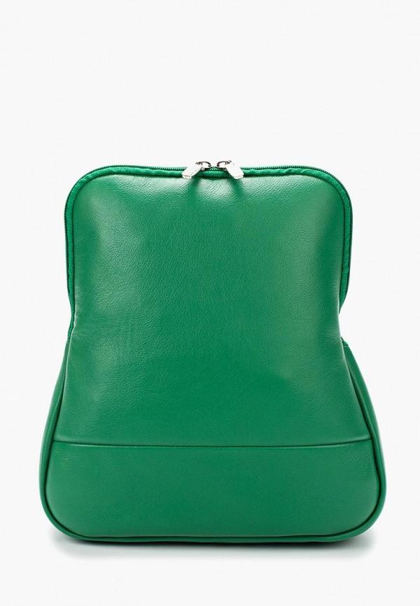 женский рюкзак fabula, зеленый