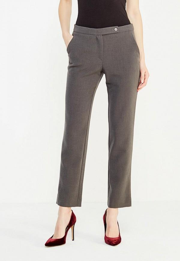женские зауженные брюки imago, серые