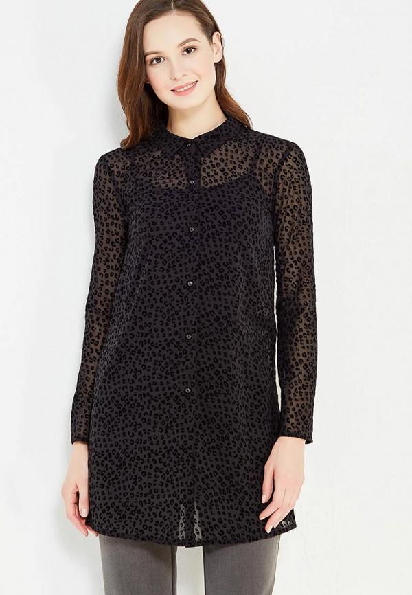 женская блузка imago, черная