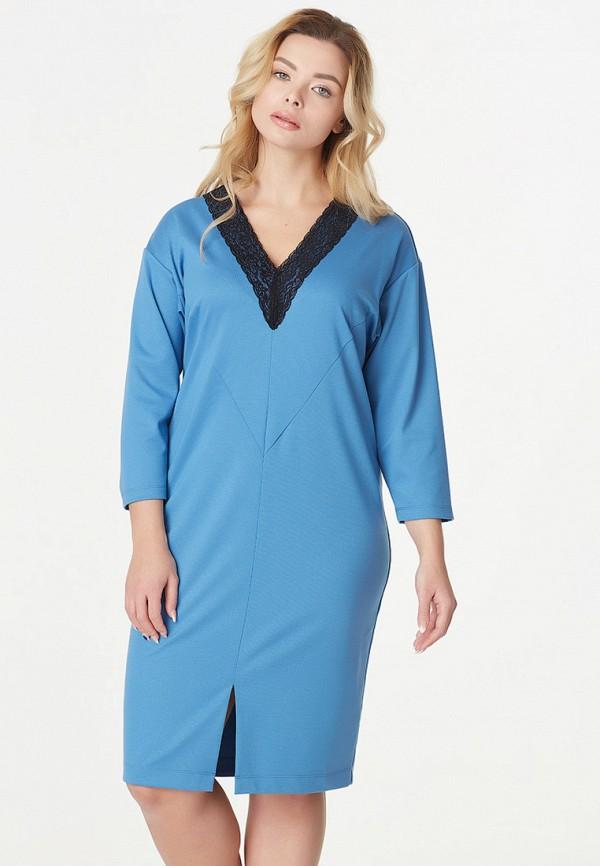 Купить Платье Fly, mp002xw1angi, голубой, Осень-зима 2018/2019