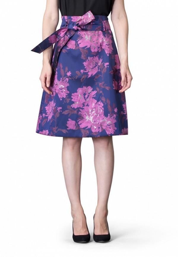 женская юбка cavo, фиолетовая