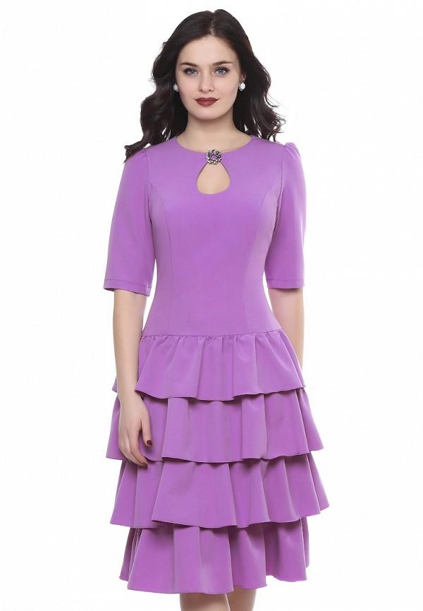 женское платье grey cat, розовое