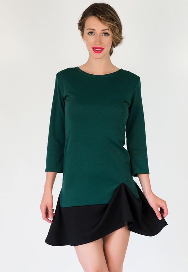 мужское платье подіум, зеленое
