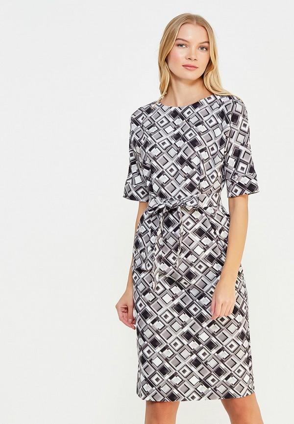 Купить Платье MARI VERA, MP002XW1AODQ, серый, Осень-зима 2017/2018