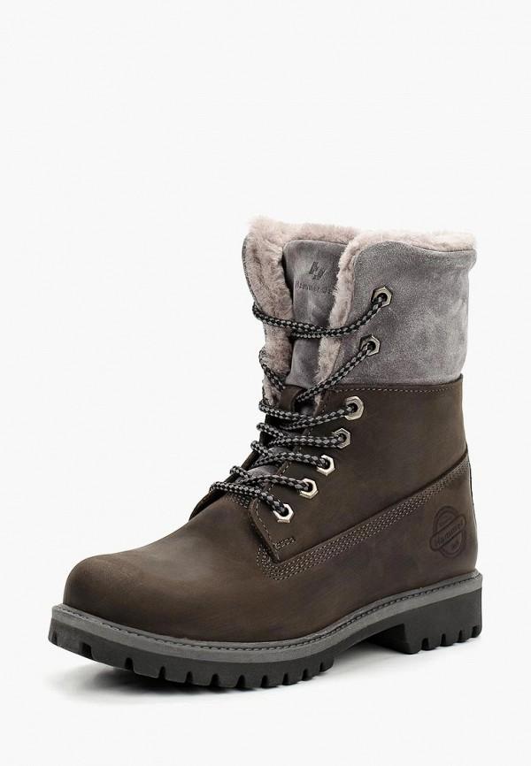 Высокие ботинки Hammerjack