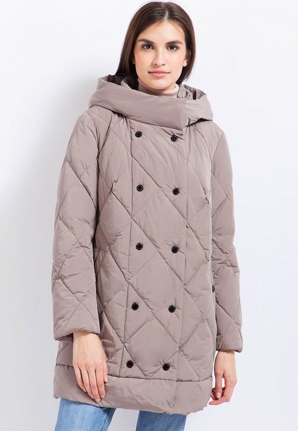 Купить Куртка утепленная Finn Flare, MP002XW1AOJ4, бежевый, Осень-зима 2017/2018