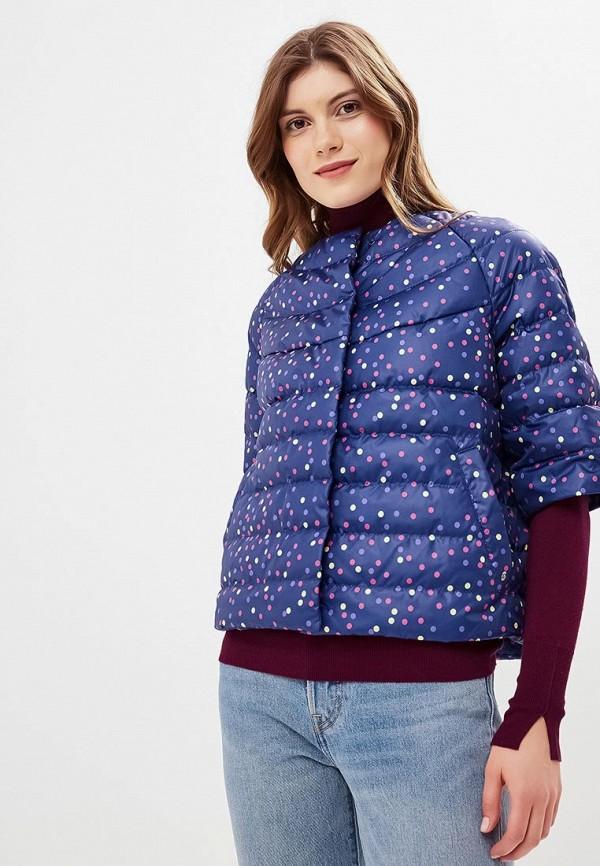 Купить Куртка утепленная IST'OK, Тиффани, MP002XW1AOM2, синий, Осень-зима 2017/2018