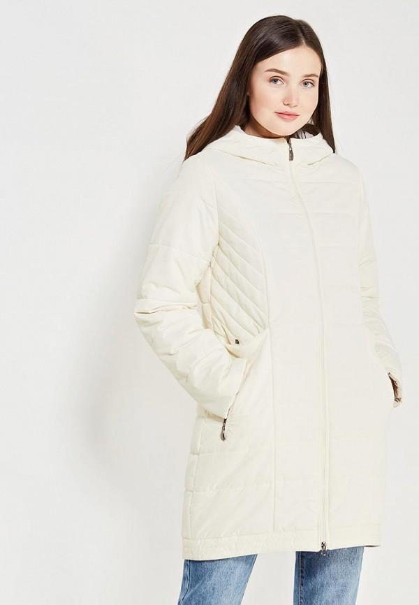 Купить Куртка утепленная Rosso Style, mp002xw1aoux, бежевый, Осень-зима 2017/2018