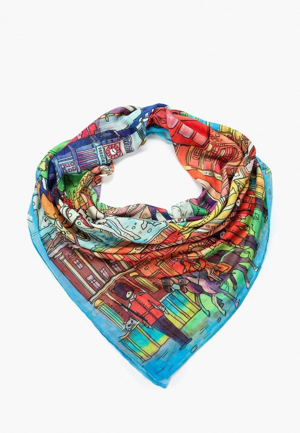 Купить Платок Olange Assorty, MP002XW1APAC, разноцветный, Осень-зима 2017/2018
