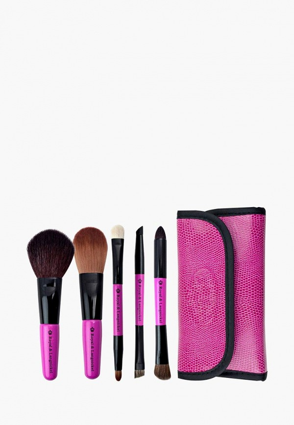 Набор кистей для макияжа Royal&Langnickel Royal&Langnickel MP002XW1APCY набор кистей для макияжа royal