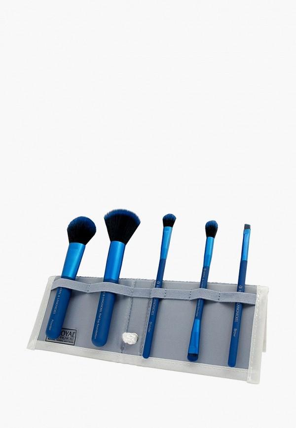 Набор кистей для макияжа Royal&Langnickel Royal&Langnickel MP002XW1APDE набор кистей для макияжа royal